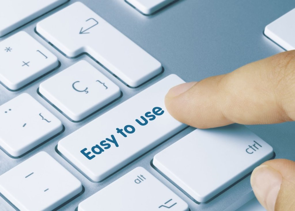 Easy to use key on keyboard